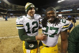 Eddie Lacy is an elite Packer. Not Clay Matthews.