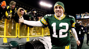 Aaron Rodgers was ranked No. 11 by the NFL Network. He currently ranks No. 1 in career passer rating and career interception percentage.