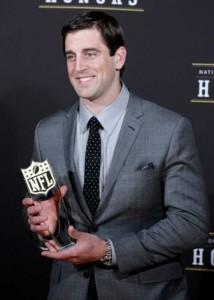 Aaron Rodgers - NFL MVP