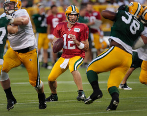 Packers open the 2014 preseason with another successful Family Night