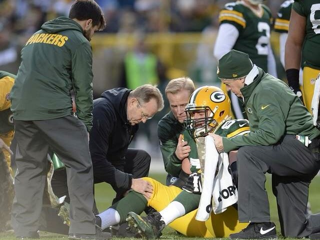 Packers injuries