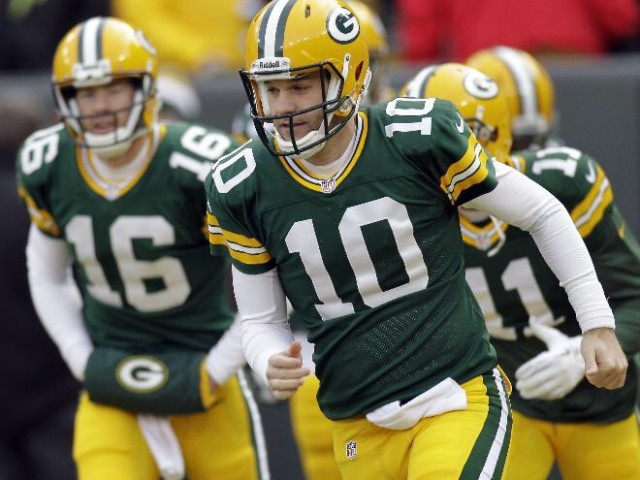 NFL, Green Bay Packers, Aaron Rodgers, Matt Flynn, Scott Tolzien, 2014 Packers training camp, 2014 Packers preseason, Packers quarterbacks, Packers backup quarterback, Matt Flynn vs Scott Tolzien