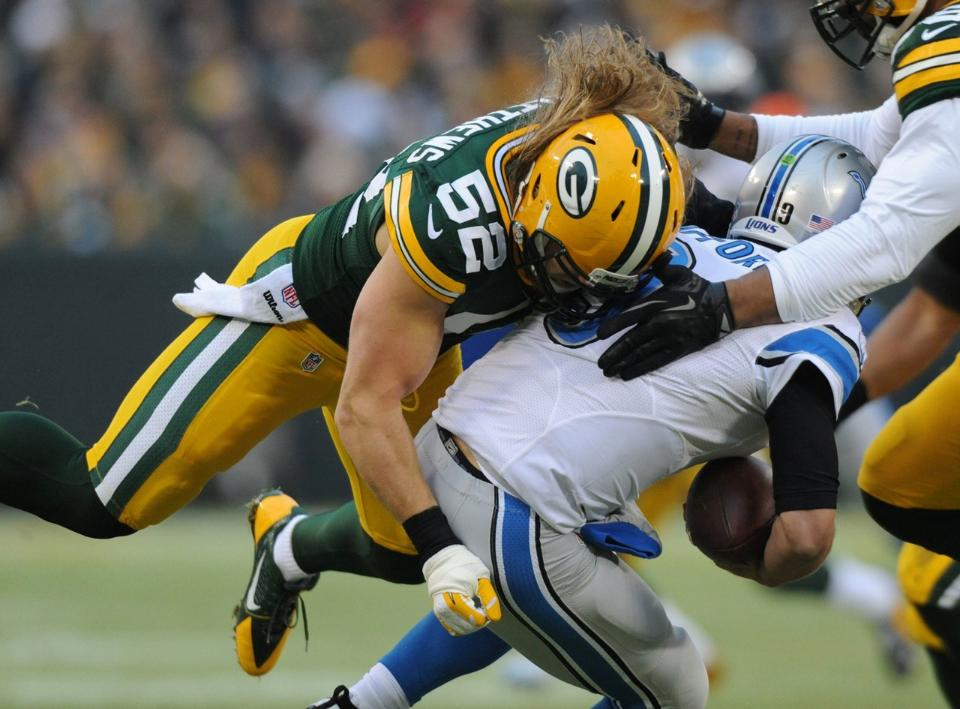 lions vs packers - photo #32