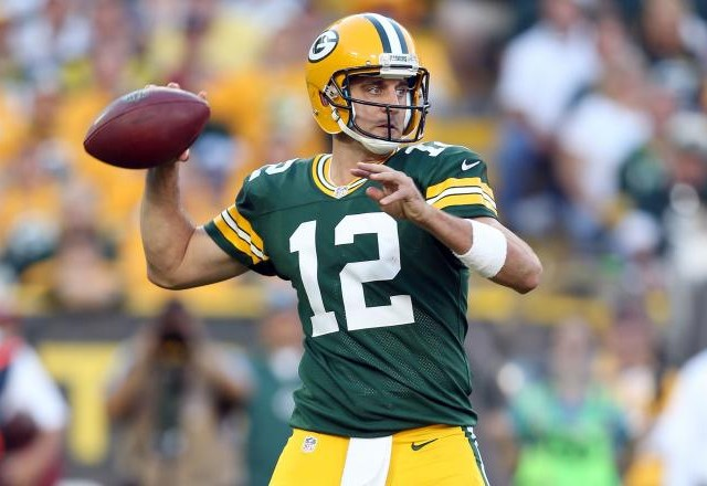 Packers Aaron Rodgers Voted PFWA NFL MVP