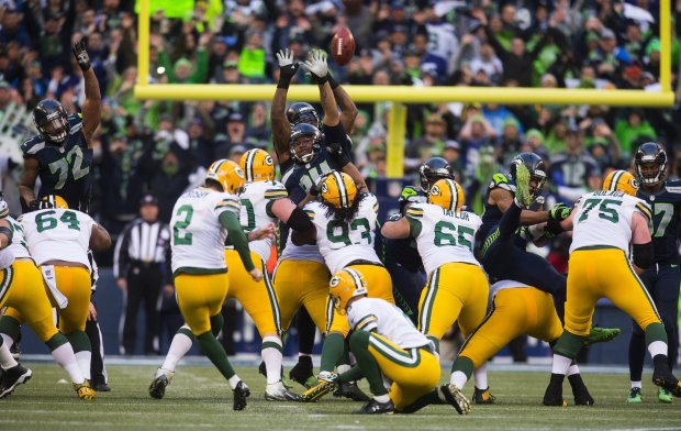 Packers Mason Crosby vs Seahawks