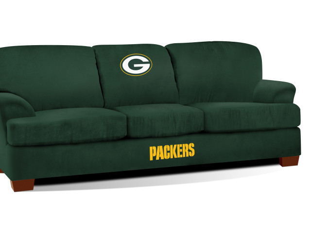 Packers couch Surviving Sunday without Packers Football