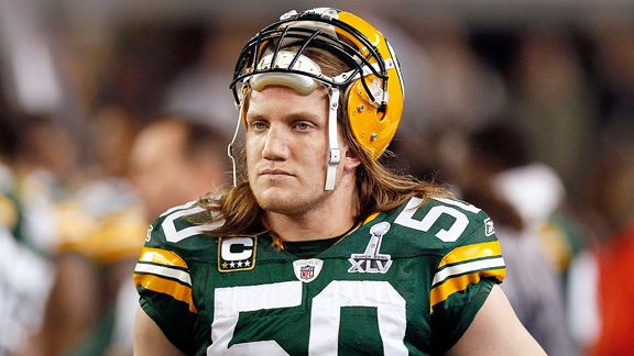 AJ Hawk Video - Green Bay Packers