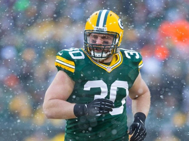 Packers sign John Kuhn, Sean Richardson